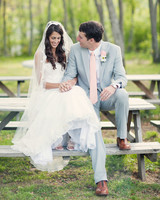 An Elegant Handmade Affair in North Carolina