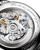 Personalize the Watch