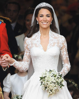 8 Celebrity Brides and How to Get Their Wedding Makeup and Hairstyle Looks