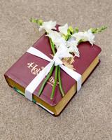 cass heath wedding bible