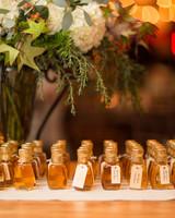 mini maple syrups