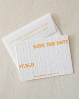 Modern Save-the-Dates