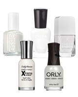 5 Best White Nail Polish Shades for Your Big Day