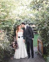 An Intimate, Organic Seattle Wedding