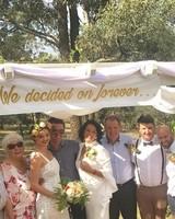 Miranda Kerr as a bridesmaid