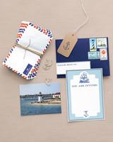 Nautical Paper Goods