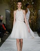 22 Two-Piece Wedding Dresses