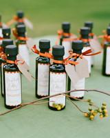 Mini Olive Oil Vessels