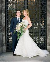 Amy and Bob's Fox-Themed Wedding in Brooklyn