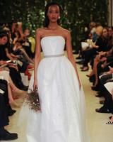 Carolina Herrera Spring 2016 Bridal Show