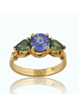 Donna Distefano Engagement Ring