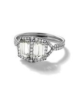 Beyond the Halo: 8 Unique Diamond Engagement Rings