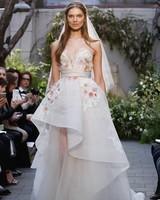 Monique Lhuillier Spring 2017 Wedding Dress Collection