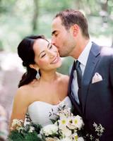 Ally and Adam's Vietnamese Tea Ceremony and Backyard Wedding in Utah