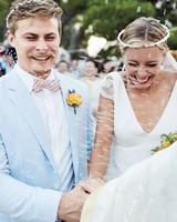 24 Creative Wedding Exit Toss Ideas