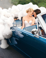 Brooke and Shea's True Blue California Wedding