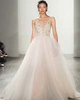 Lazaro Fall Wedding Dress Collection Martha Stewart Weddings