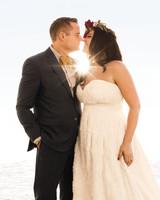 A DIY, Refined Rustic Wedding on the California Coast