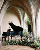 wedding piano