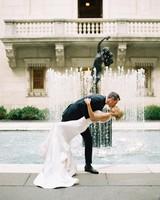 A Classic Boston Public Library Wedding