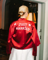 lisa louis wedding jacket