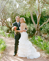 Liz and Allen's Mexico-Inspired California Wedding