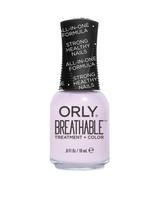 orly breathable nail polish pamper me