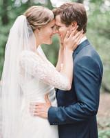 An Elegant, Rustic Wedding in Door County, Wisconsin