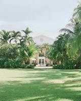 tropical wedding venue