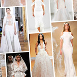 Wedding Dress Trends Fall 2017