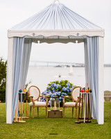 Cocktail Hour Tent