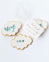 Initialed Cookies