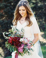 ciera preston wedding bouquet