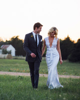 Leah and Michael's Shabby Chic Wedding in Texas