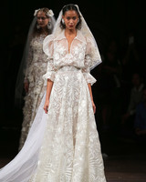 Naeem Khan Fall 2017 Wedding Dress Collection