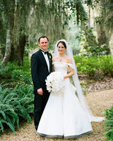 A Classic, Nature-Inspired Wedding in Sea Island
