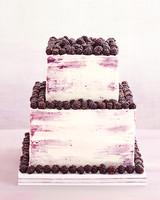 Farm-to-Table Wedding Cake