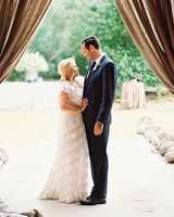 A Formal Rustic Wedding in a Barn in California
