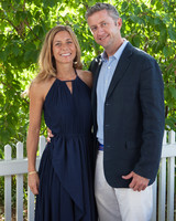 Gillian and William's Nautical New England Rehearsal Dinner