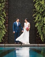 Liz and Michael's Laid-Back Destination Wedding in Hawaii