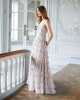 needle and thread wedding dresses fall 2017 champagne spaghetti strap