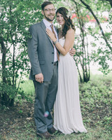 This Couple Threw an Epic Chicago Wedding … on a Wednesday!