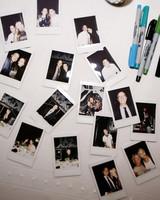 tommy steve wedding polaroids