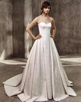 Badgley Mischka Fall 2017 Wedding Dress Collection