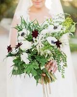 brette patrick wedding bouquet