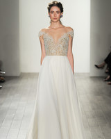 Hayley Paige Fall Wedding Dress Collection Martha Stewart