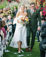 lisa louis wedding recessional