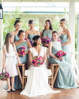 9 Wedding Hairstyles for Your Bridesmaids