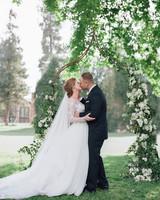 wedding couple ceremony