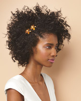 3 Ways to Wear Curly Hair for Your Walk Down the Aisle